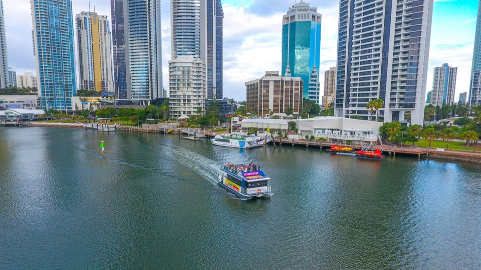 Surfers Paradise Sunset Cruise Experience