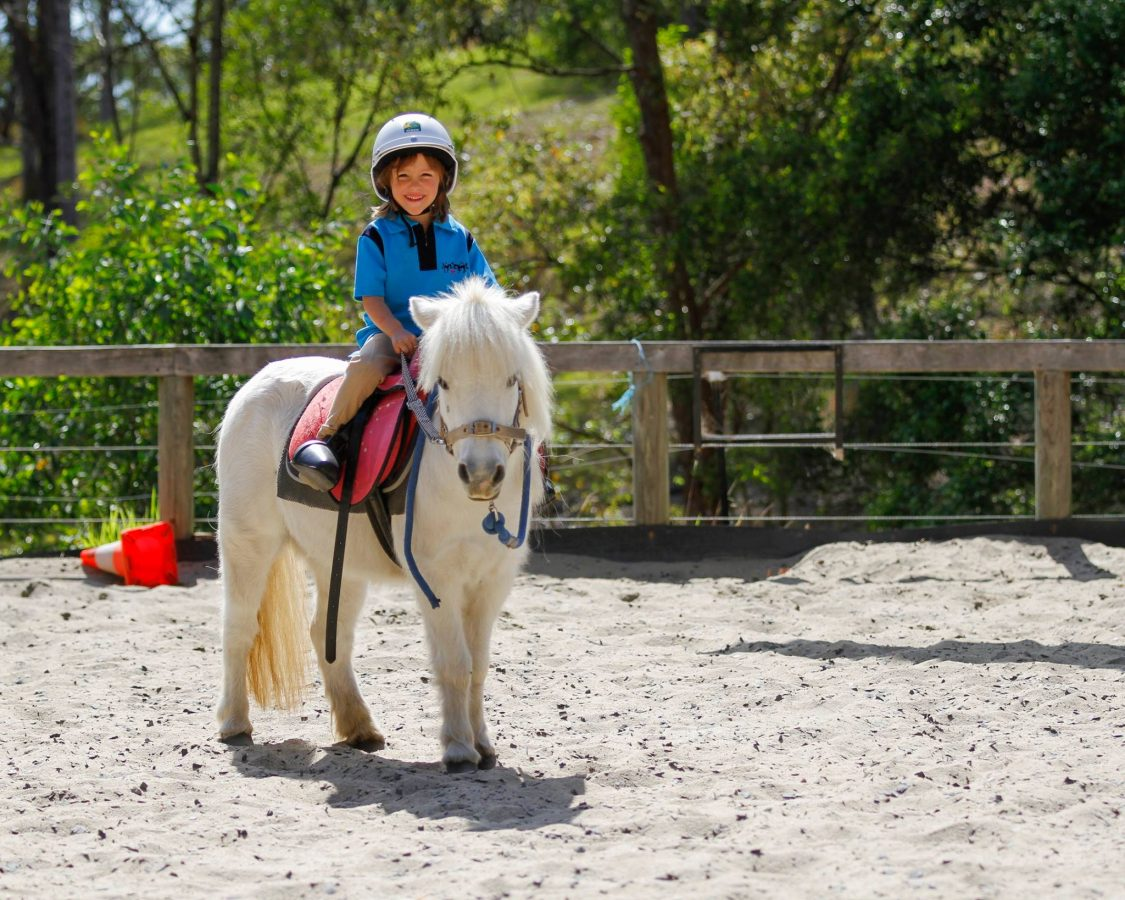 Kids Horse Riding Experience