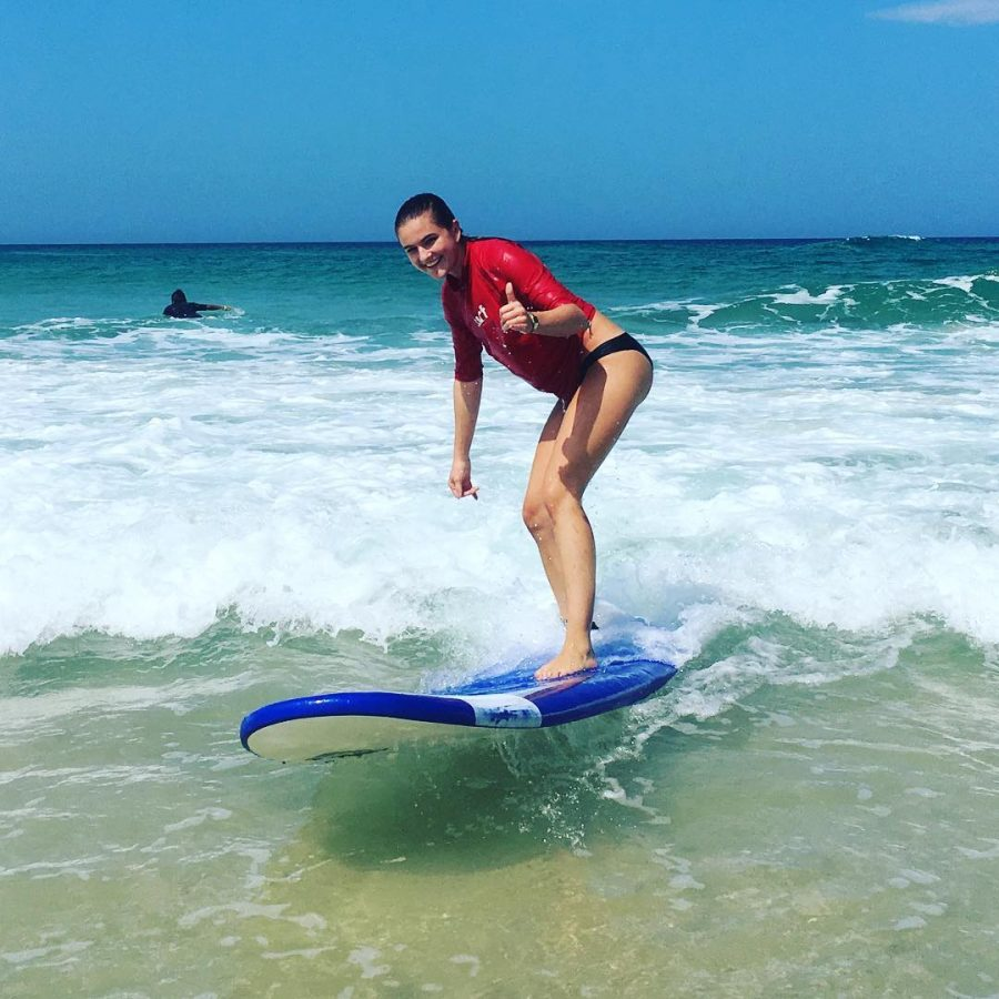 Surf Lessons on the Gold Coast