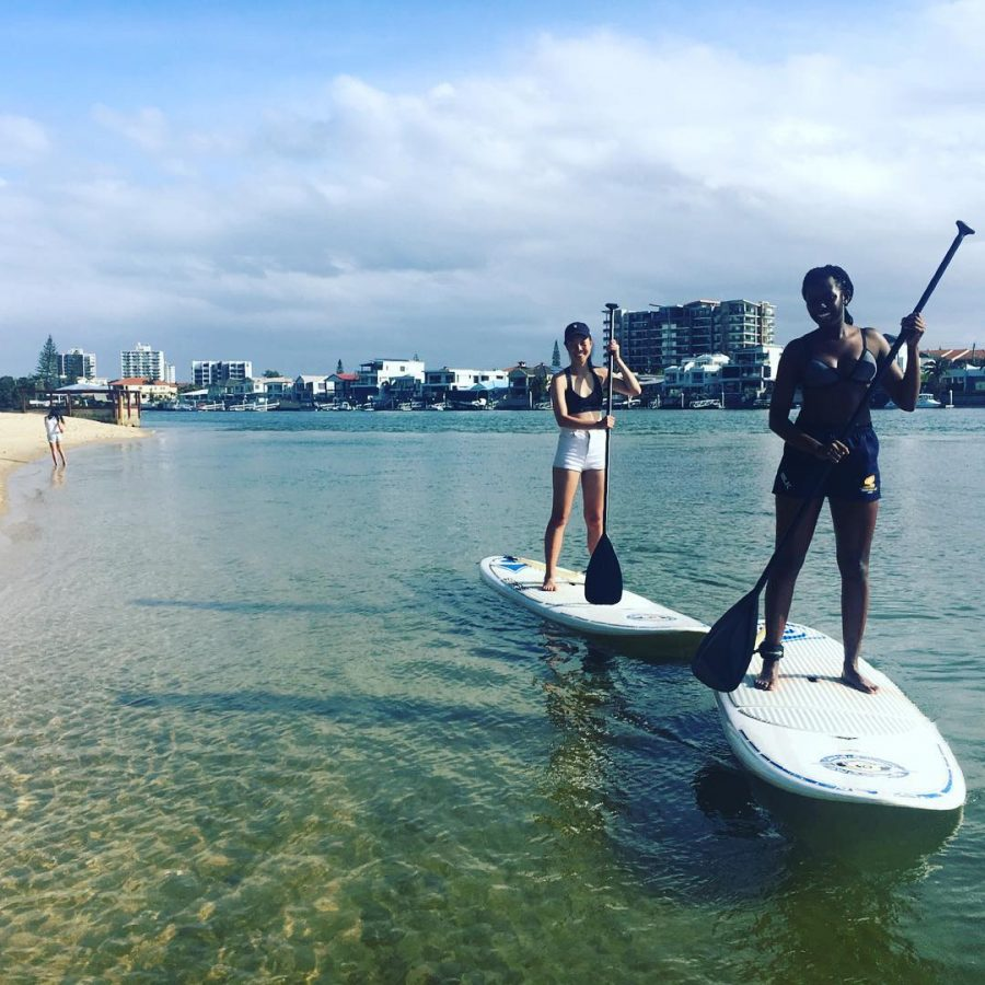 Private SUP Lesson Experience