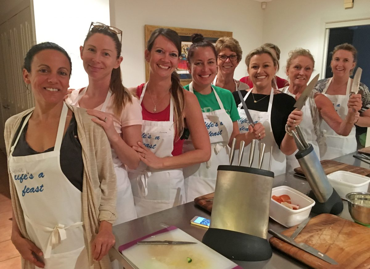 Italian Long Lunch Cooking Class