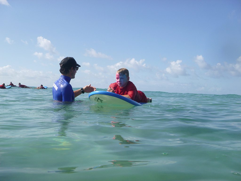 Private Surf Lessons - Rainbow Beach