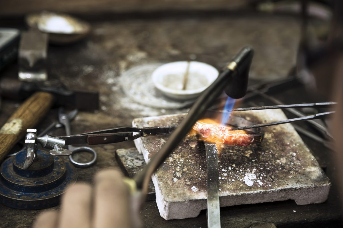 Full Day Beginners Silversmith Jewellery Making Workshop