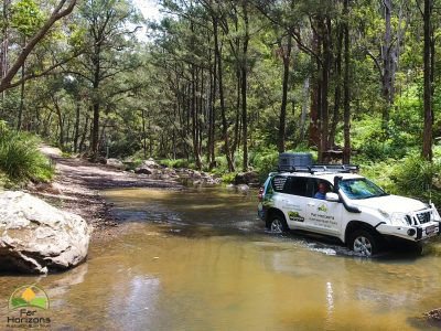Condamine Gorge 4WD Day Tour Departing Brisbane