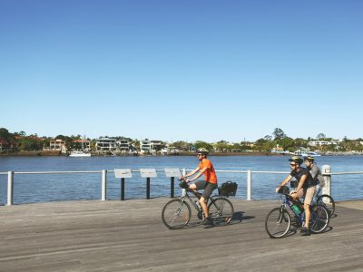 Essential Brisbane Bike Tour
