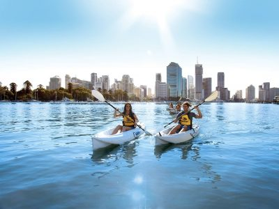 Brisbane Day Kayak Tour