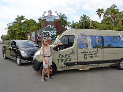 Croc Tours Transfer & Entry Adventure (BRISBANE)