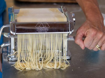 Pasta Making and Italian Sauces Cooking Class