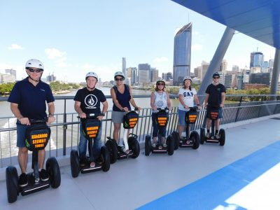 2 Hour 15 Minute Kangaroo Segway Adventure Day Tour