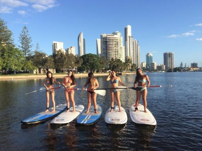 15 min Intro to Paddle Boarding