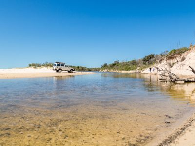Bribie Island 4X4 Adventure tour
