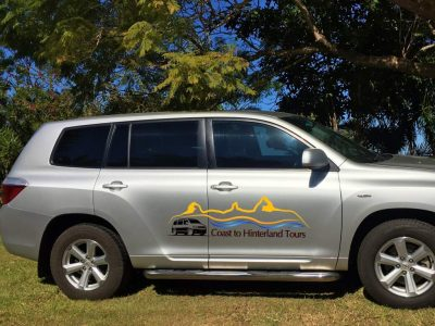Sunshine Coast & Noosa Private Tour Inc. Lunch