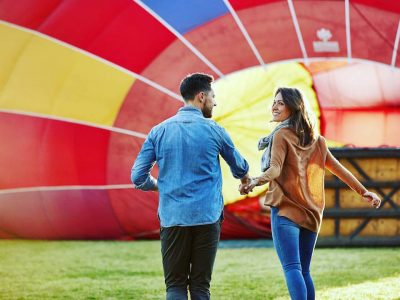Greater Brisbane Scenic Hot Air Balloon Flight Package - ADD Brisbane CBD transfers