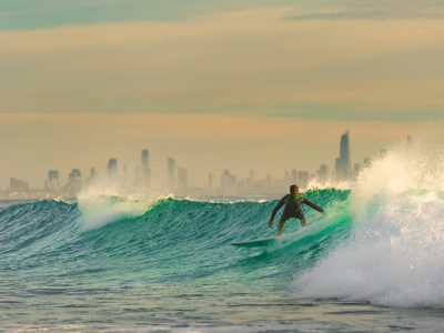 PRIVATE ADULT SURFING LESSON - Gold Coast