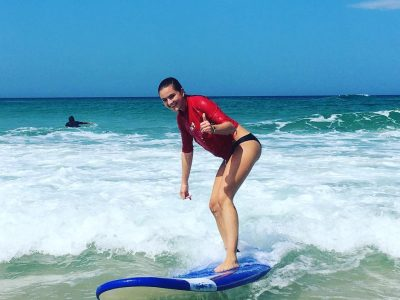 Adult Surfing Package (3 Lessons) - Gold Coast
