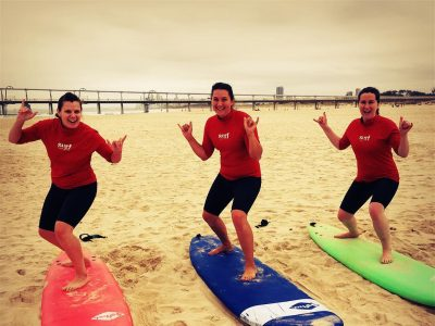 Adult Surfing Package (5 Lessons) - Gold Coast