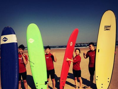 Group Adult Surfing Lesson - Gold Coast