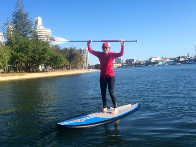 Stand Up Paddle Board Private Lesson (1 person) - Gold Coast
