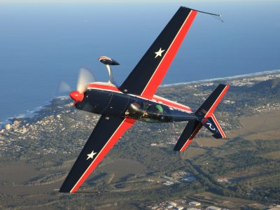 The Ultimate Thrill Ride - Stunt Plane