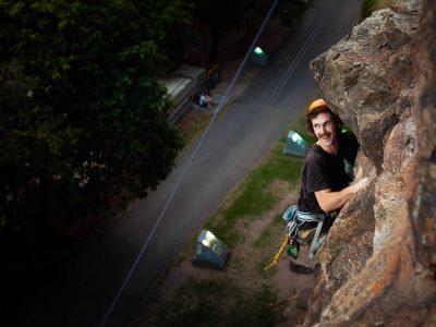 Brisbane Rock Climbing - 3 Hours (Night)