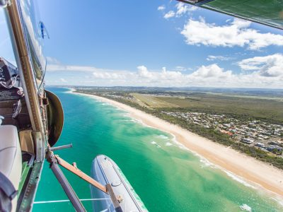 Seaplane - Noosa River Adventure