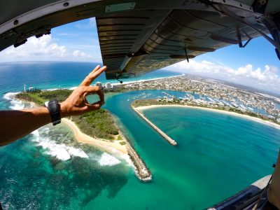 Seaplane - Sunshine Coast Adventure