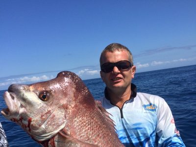 9hr Full Day Offshore Fishing Charter